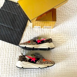 Golden Goose size 39 runners. Brand new in box.